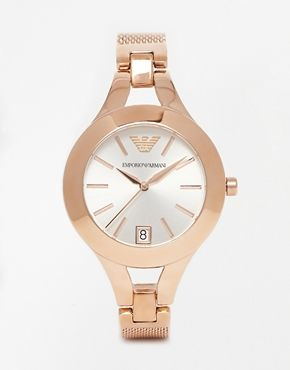8d55cf48 Emporio Armani Rose Gold Chiara Watch   Stitch Fix Style Inspiration ...