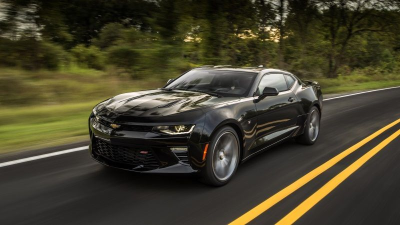 2016 Chevrolet Camaro 2SS Review and Price en 2020