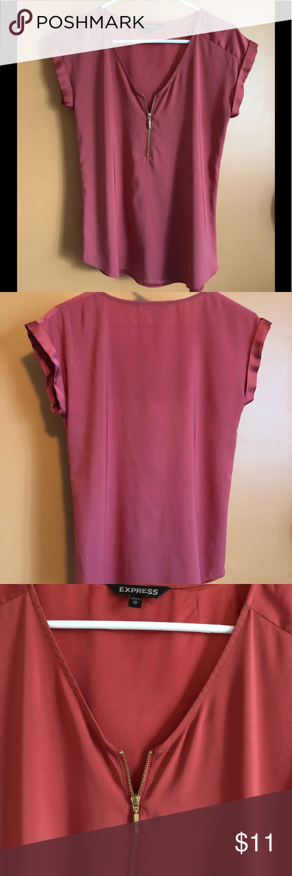 d8219580121 Gorgeous express top! Size XS comfortable dressy top from express ...
