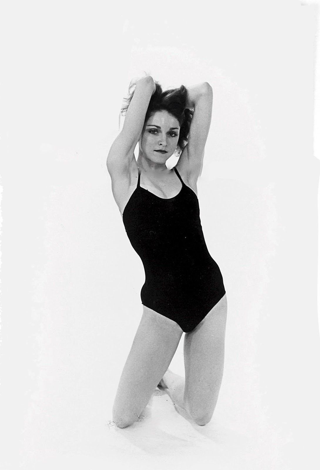 Madonna 18 Years Old Topless Mature May 1977 Cecil Taylor