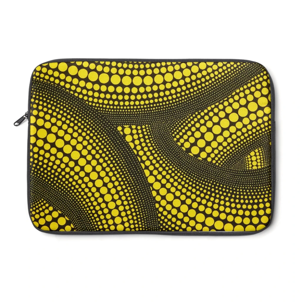 Kusama Laptop Sleeve Homeless Penthouse In 2020 Yayoi Kusama Yayoi Dots