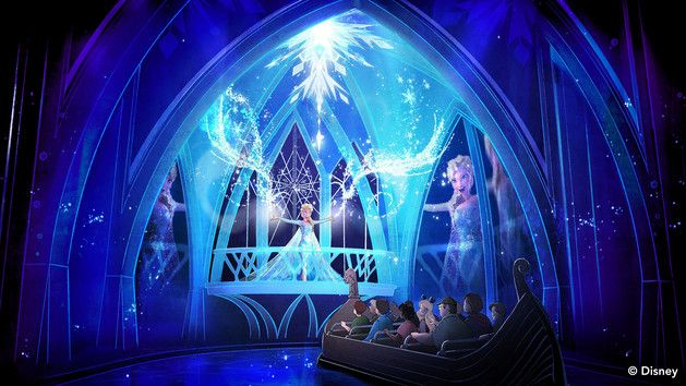 Frozen Ever After Walt Disney World
