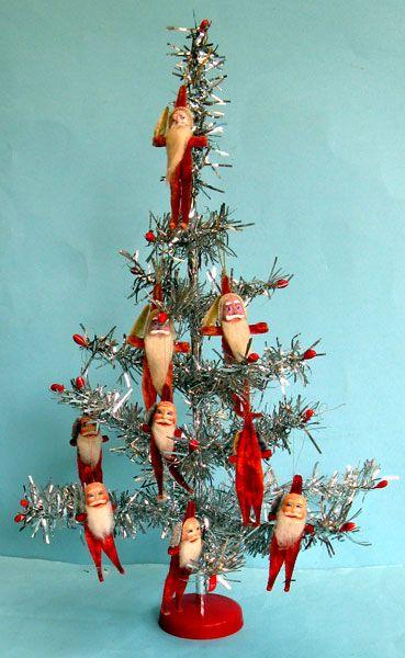 Antique Christmas Ornaments Fabric Ornaments Antique Christmas Ornaments Antique Christmas Vintage Christmas Tree