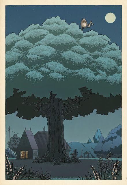 Bill Mudron / Hay Miyazaki