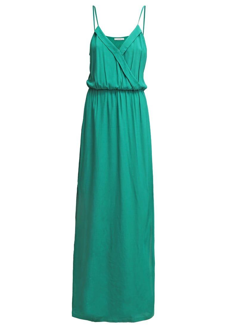 maxi dress groen