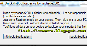DownloadAndroid Bootloader Unlock Tool Feature: Unlock