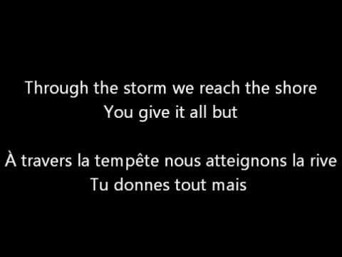 U2 With Or Without You Traduction Francaise Songs Cant Have You Parole