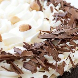 Peanut Butter Pie // Fuel your passion with more recipes at www.pregelrecipes.com