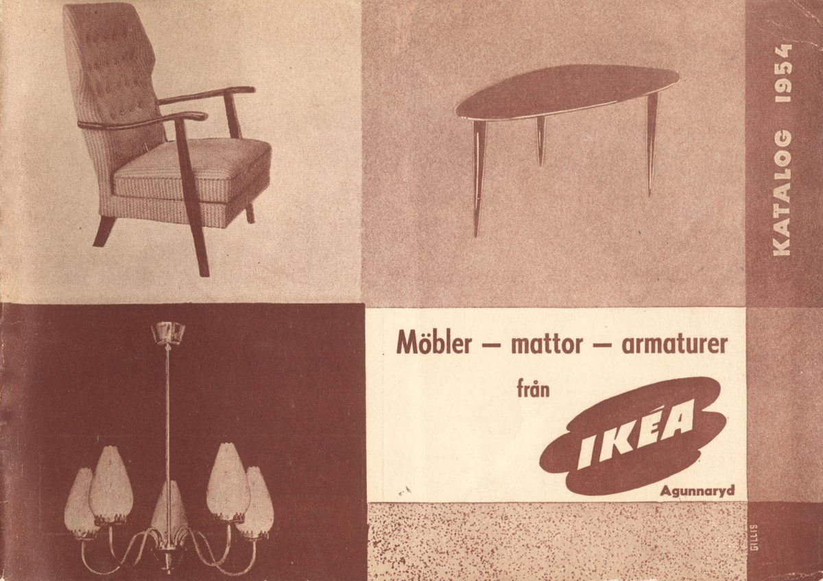 Ikea Is Reissuing Amazing Old Designs From The S And S
