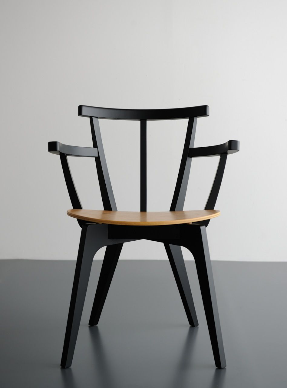 Contemporary Japanese Chair | Scandinavian Furniture ...