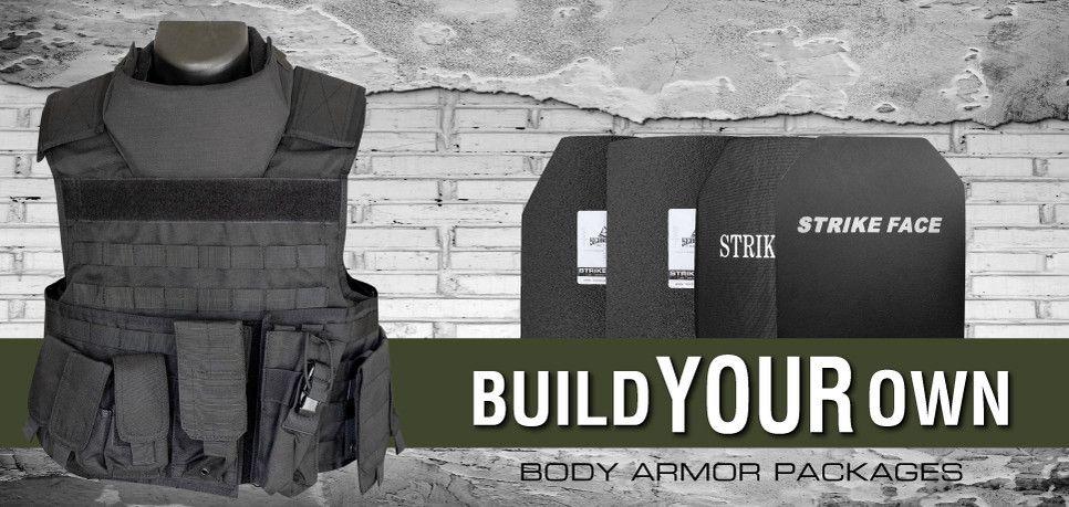 Ar500 Ceramic And Polyethylene Body Armor Body Armor Armor Tactical Gear