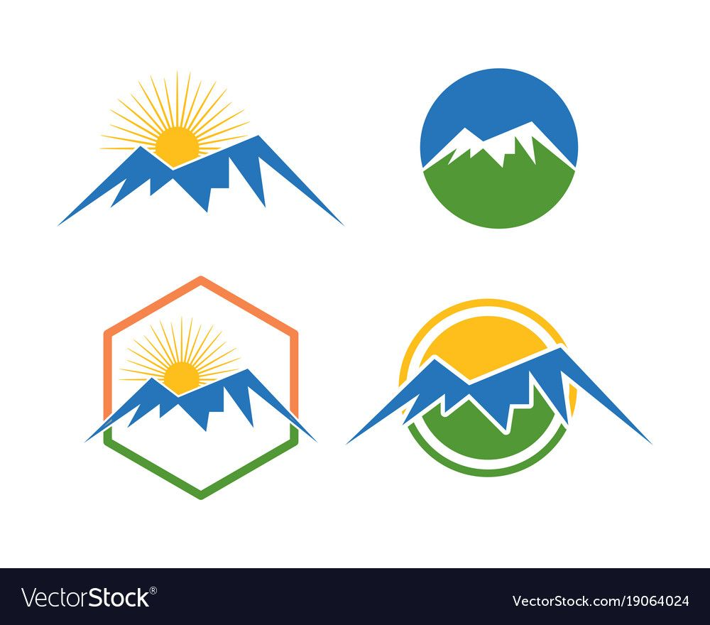 mountain logo template. Download a Free Preview or High Quality ...