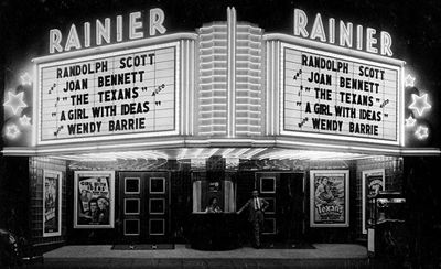 Image result for old movie house