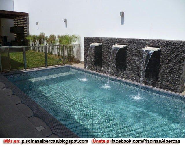Piscina temperadas como temperar el agua de una piscina for Albercas en patios pequenos