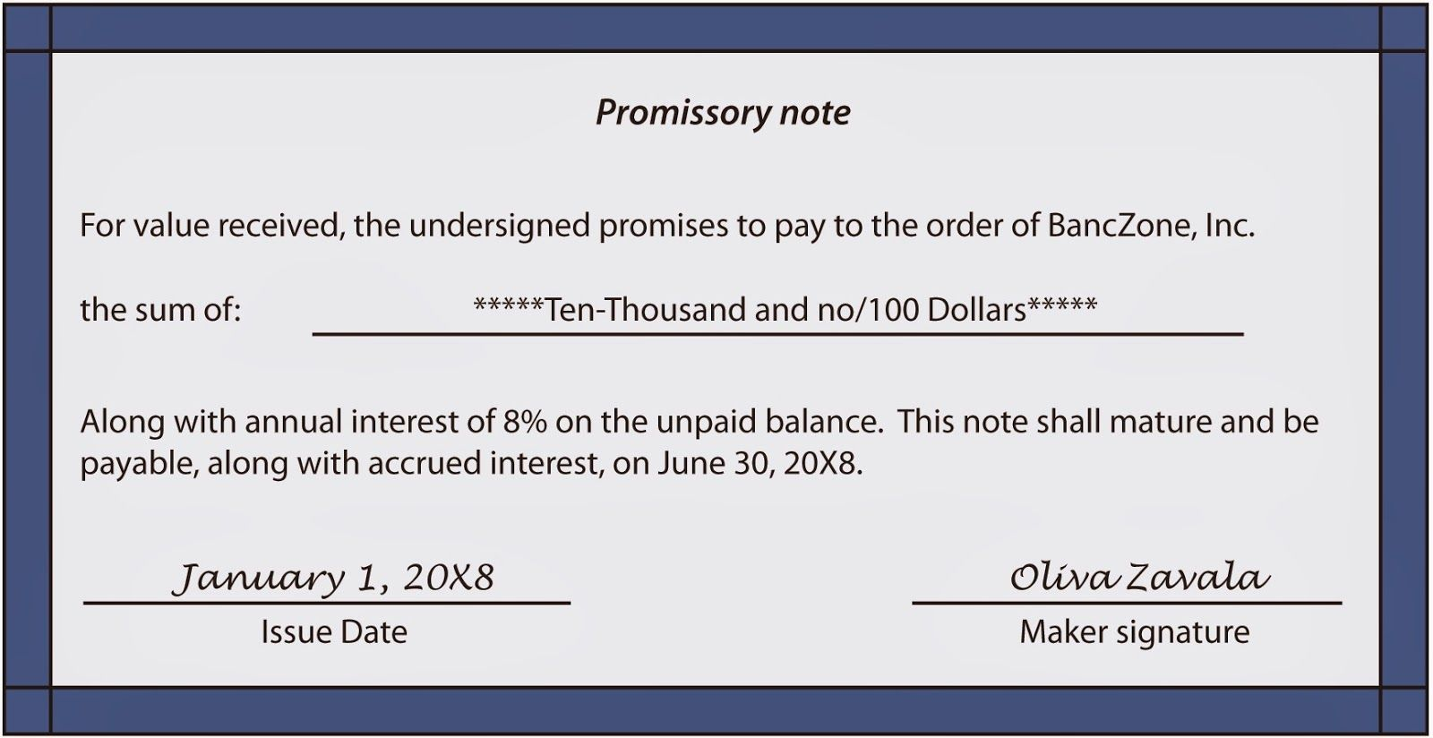 Looking To Sell My Promissory Note HttpBitLyHabtuf
