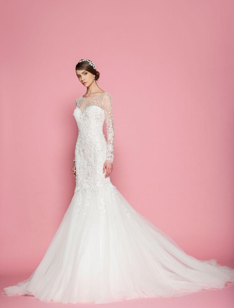 Georges Hobeika   Bridal Bridal 2018   Look 19   Bridal Gown ...
