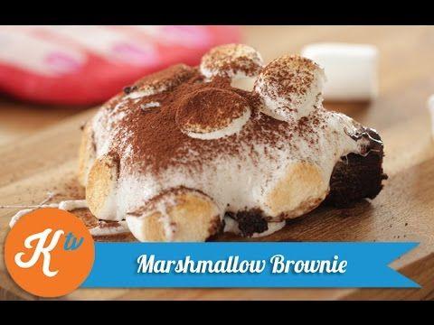 Resep Kue Marshmallow Chocolate Brownie Marshmallow Chocolate Brownie R Brownis Resep Kue Marshmallow