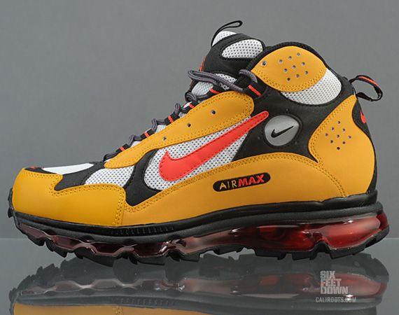 more photos fe4c6 b8532 Nike Air Max Terra Sertig – White University Red-Canyon Gold-Black