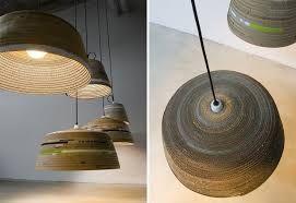 Resultado de imagen de lamparas de papel