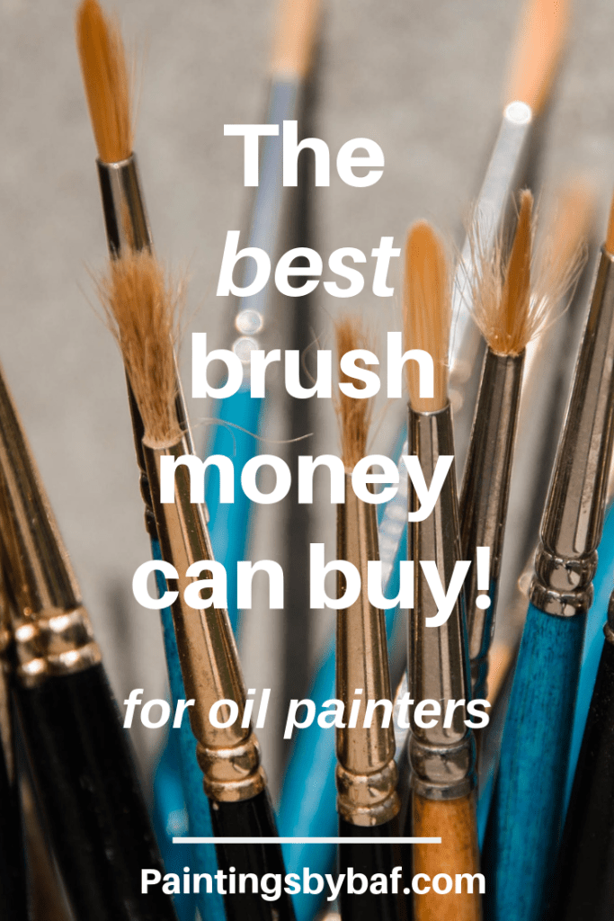 The Best Paint Brush Money Can Buy Cool paintings, Paint