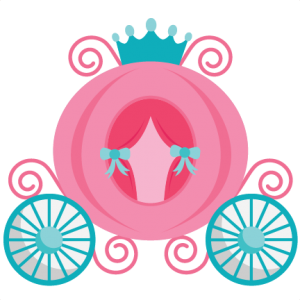 princess carriage svg my miss kate cuttables pinterest rh pinterest ca princess carriage clipart black and white princess carriage clipart black and white