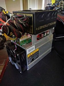 Details about Bitmain Antminer S9 13 0 Th/s Bitcoin Miner + Power