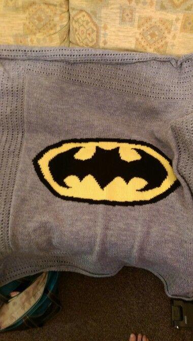 Second batman blanket