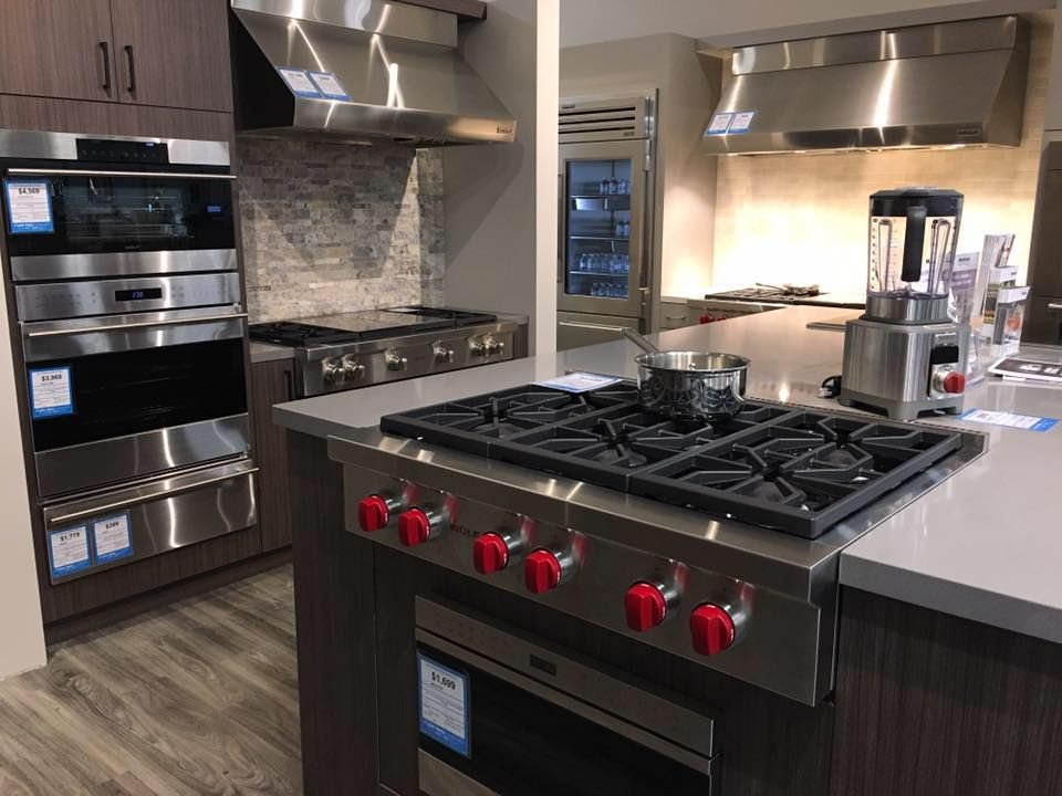 Pacific Kitchen And Home Inspiration For The Kitchen Bath And Outdoor Space For Over 50 Years Our Expert Knows Appliances Kitchen Home Huntington Beach Ca