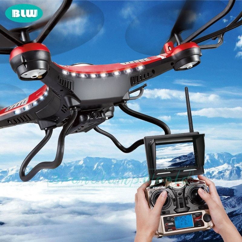 JJRC H8D RC Quadcopter Drones 6Axis 4CH Gyro FPV with HD