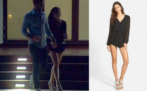 Possessionista Celebrity Style | The Bachelor Recap: Cross your legs, I can see your Bimini | http://www.possessionista.com