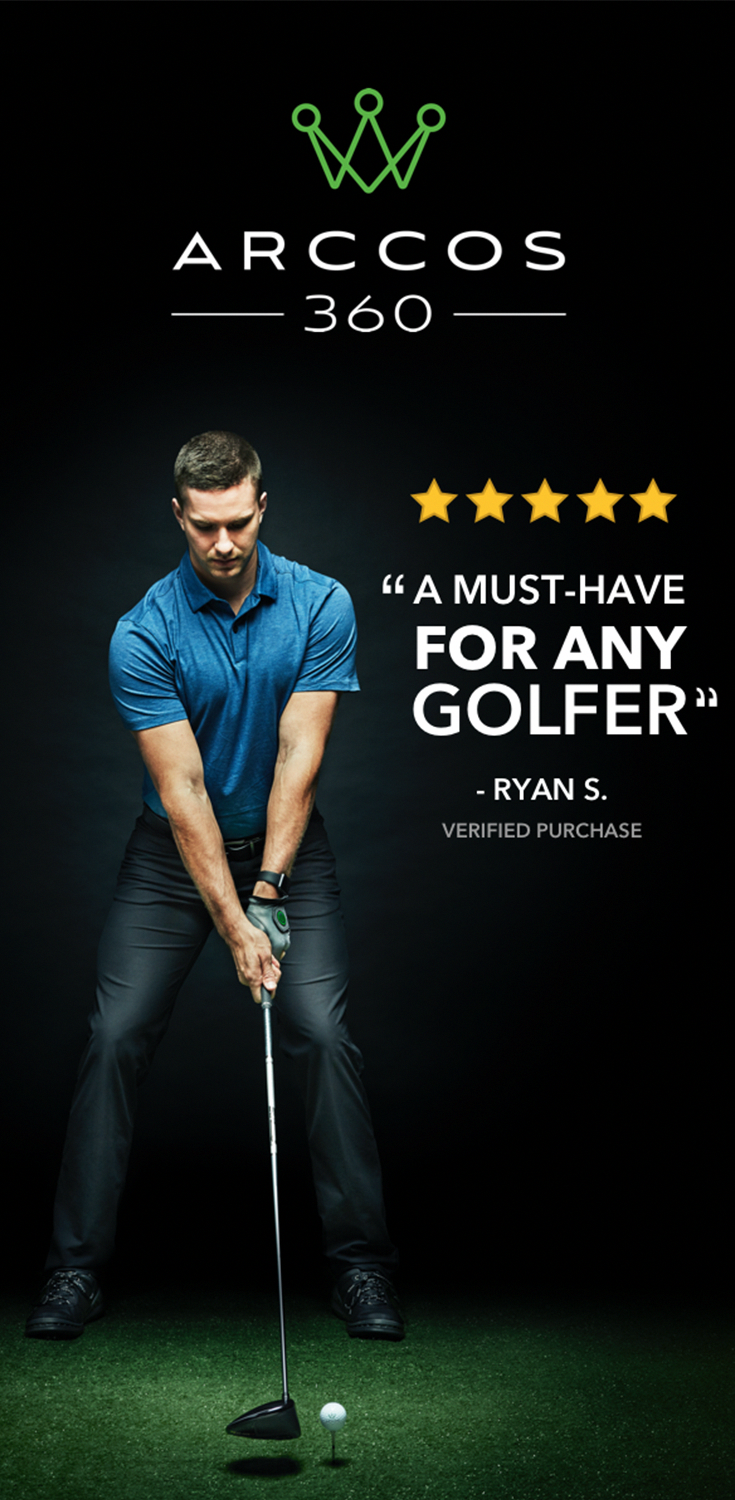 Arccos 360 is golf's 1 Performance Tracking System and