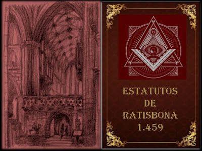 Resultado de imagen para foto LOS ESTATUTOS DE RATISBONA