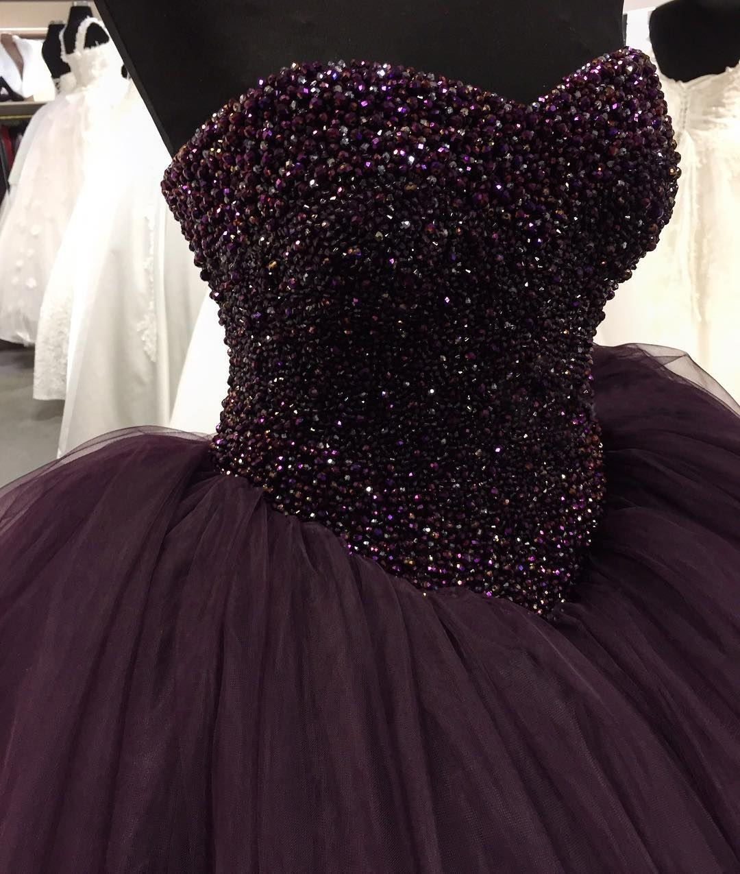 Charming prom dressball gown prom dressestulle quinceanera dress