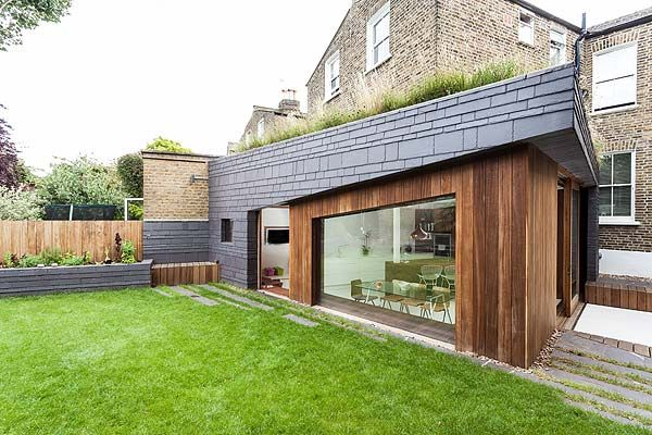 A Large Window Is Scaled To Make The Most Of The Sunniest Side Of The House