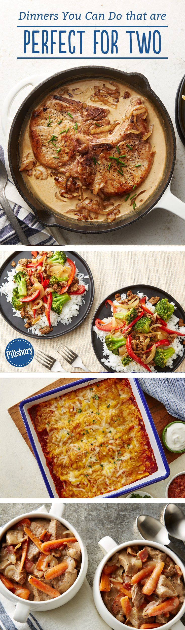 Dinners You Can Do That Are Perfect For Two Recipes Cooking Dinner