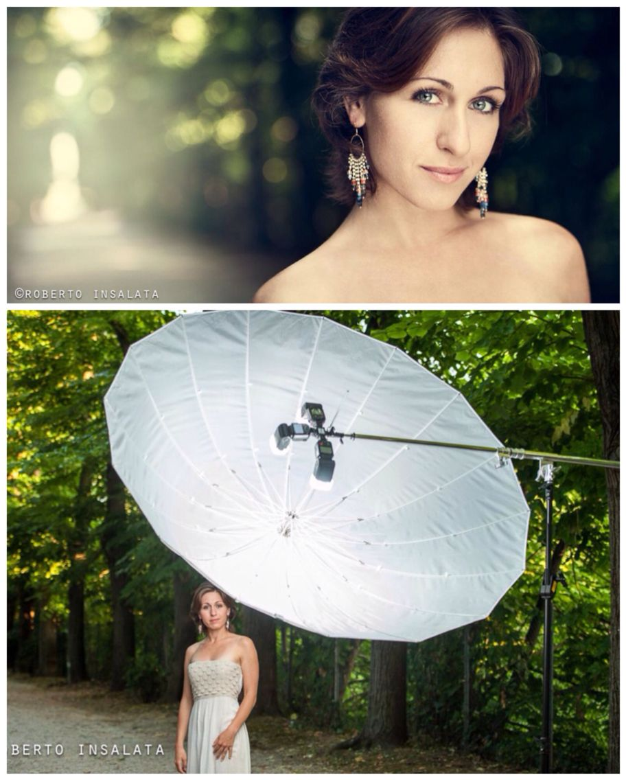 Example Of Illumination Using A Direct 180cm Translucent Umbrella Butterfly Techniqu Photography Lighting Setup Photography Studio Setup Photoshop Photography