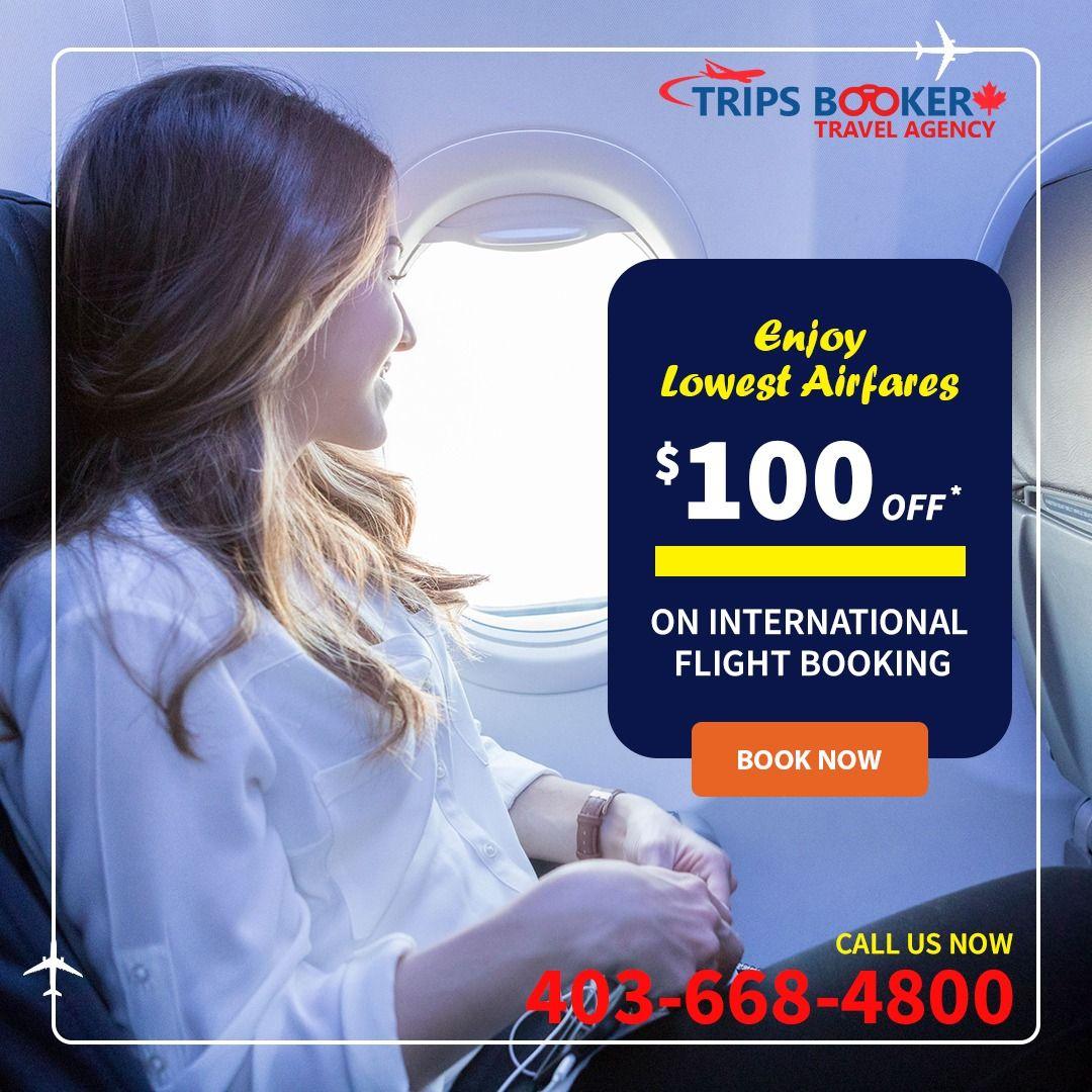 Tripsbooker is a leading travel agency based in Calgary