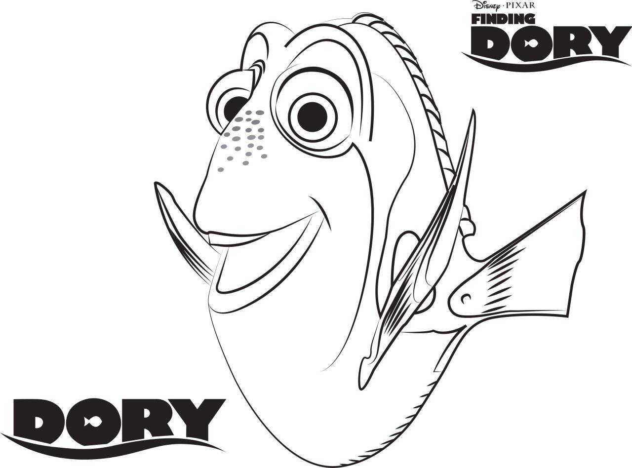 procurando dory Procurando Nemo e Dory Desenhos para