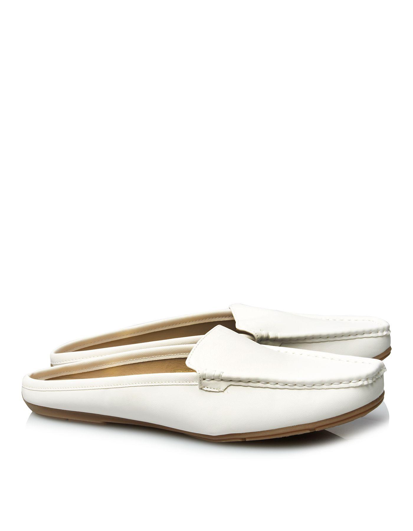 backless loafer shoes women george at asda pin board. Black Bedroom Furniture Sets. Home Design Ideas