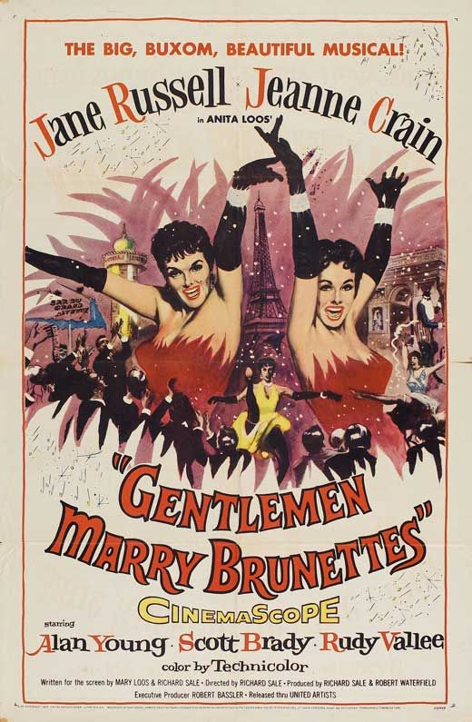 Download Gentlemen Marry Brunettes Full-Movie Free