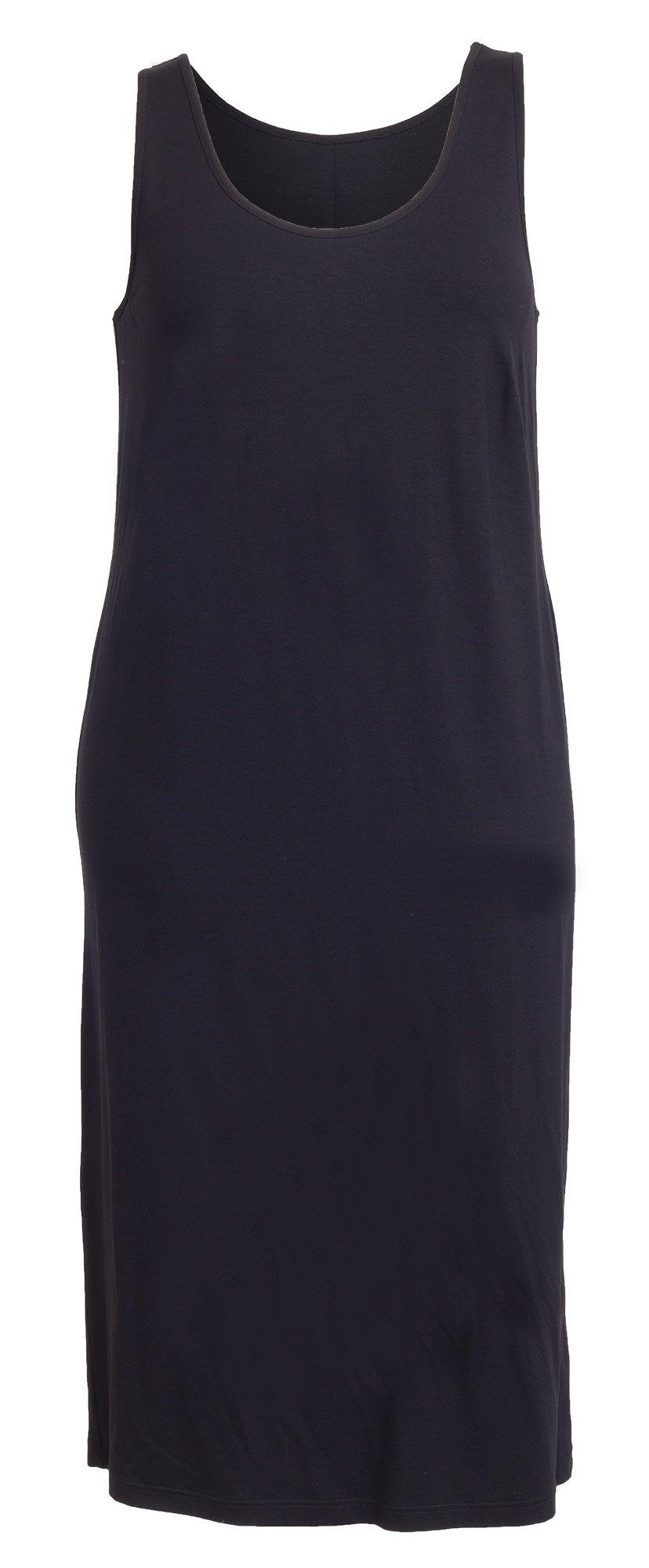Q`neel Sort Mega Størrelser Store Kjole Modetøj Cool Lang Jersey I 6w7w8fEq
