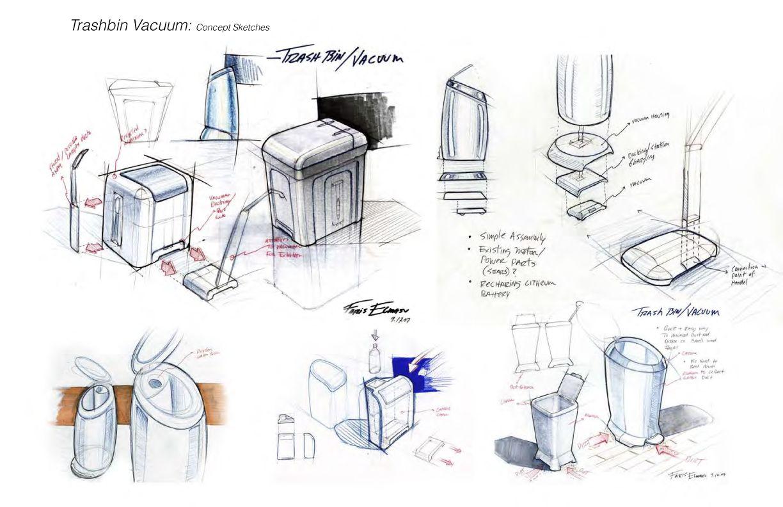 Product designer designer still white some call out for Designed product