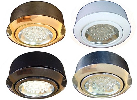 12 Volt Led Puck Lights Kits Display Under Cabinet Cove Lighting In 2020 Led Puck Lights Puck Lights Led Lights