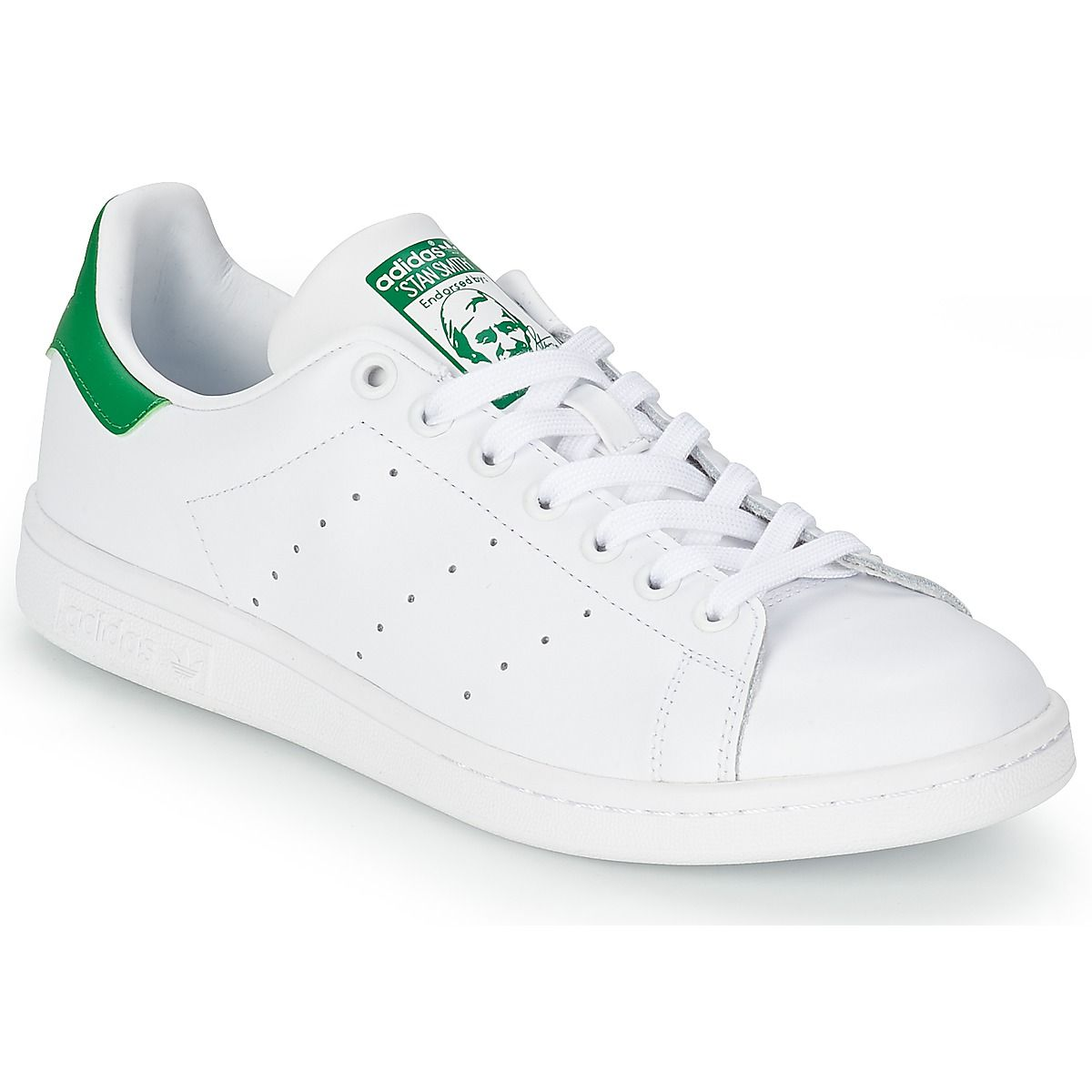 Baskets basses Adidas Originals STAN SMITH - Baskets Homme ...