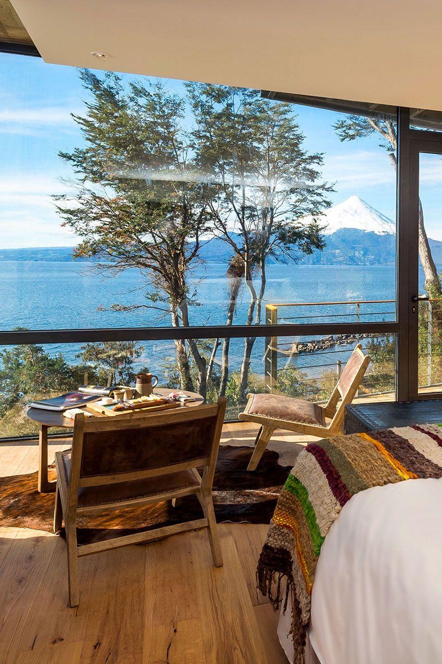 Hotel Awa Puerto Varas Chile Hotel Luxury Boutique Hotel Hotel Amenities