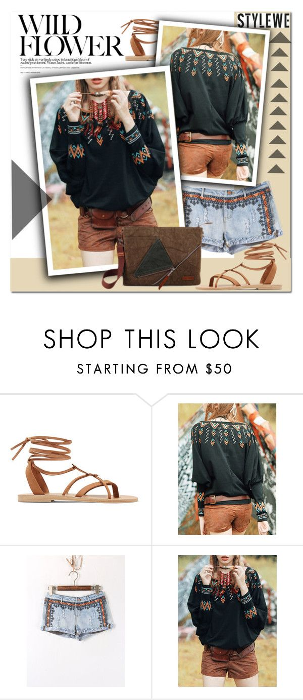 """""""STYLEWE"""" by lina-bovary ❤ liked on Polyvore featuring Valia Gabriel"""