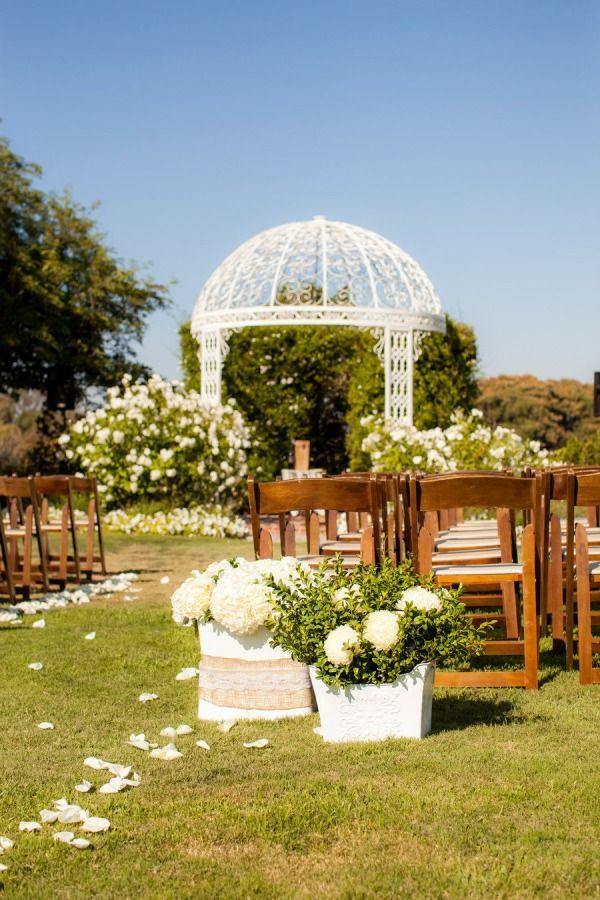 Palos Verdes Garden Wedding from Figlewicz Photography