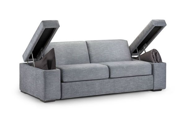 20 Modern Circular Sofa Designs For Living Room Gebogenes Sofa
