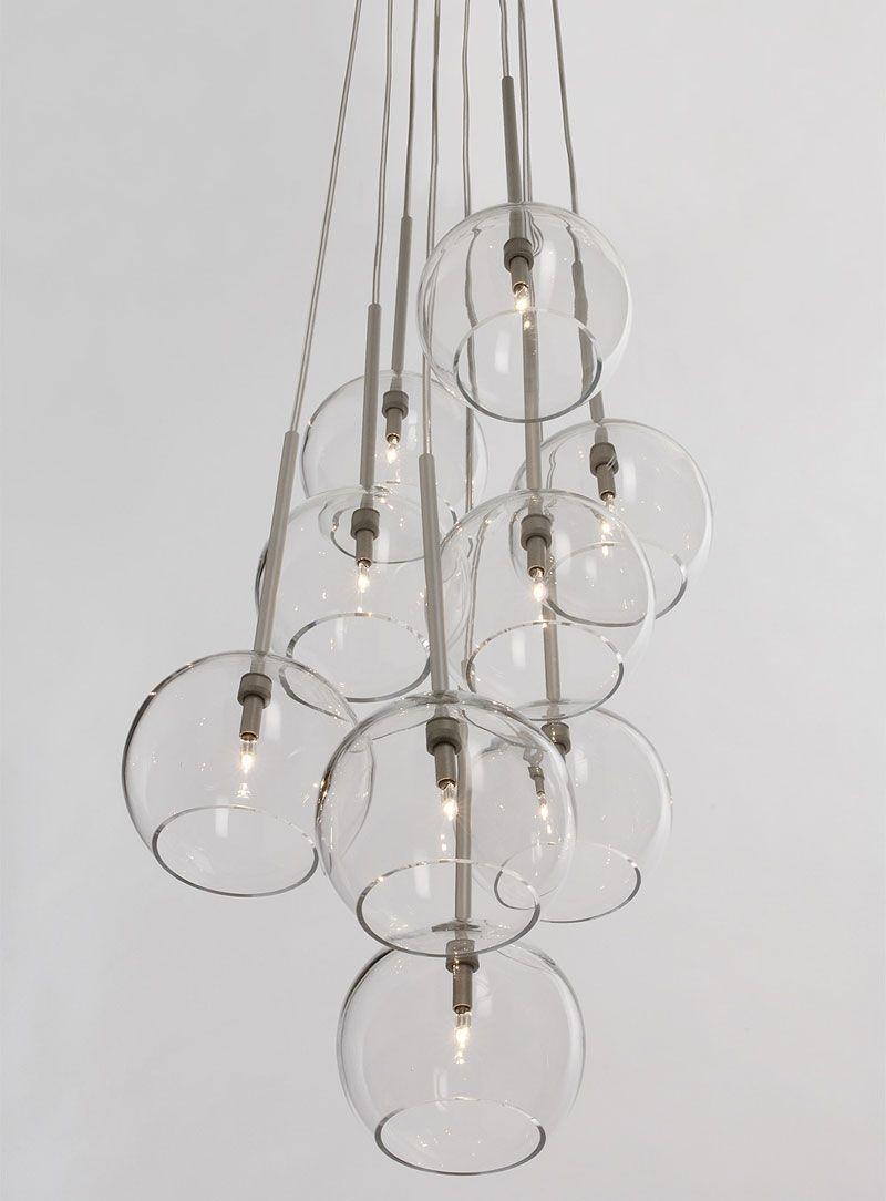 Glass Chandelier Modern: 17 Best images about Modern Dining Rm Lighting on Pinterest | Modern  crystal chandeliers, Contemporary chandelier and Dining room lighting,Lighting