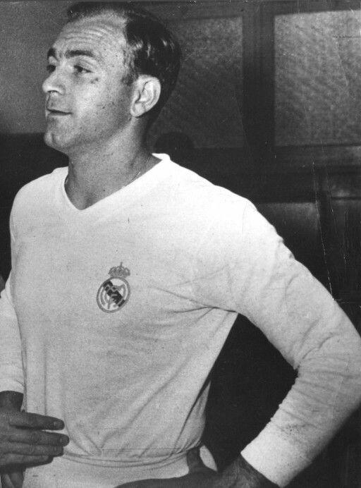 #LaSaetaRubia #DiStefano uno de los 4 grandes de la #historia del #futbol nos ha dejado #DEPDonAlfredo #EternoAlfredo